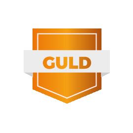 MCZ Guld-emblem