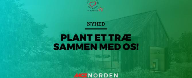 Header til blogindlægger om plantning af træ pr. solgte pilleovn