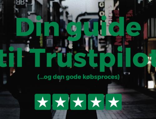 Din guide til Trustpilot