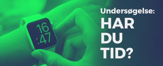 Header billede til blogindlægget om undersøgelsen, der viser hvor meget tid man som ejer af pilleovn sparer.
